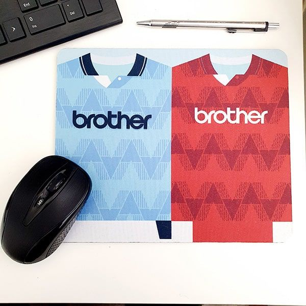 Home and Away Manchester City Mouse Mat
